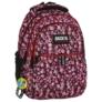 Kép 1/8 - BackUp iskolatáska, hátizsák - 3 rekeszes - Málnás (PLB2N30)