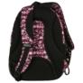 Kép 5/8 - BackUp iskolatáska, hátizsák - 3 rekeszes - Málnás (PLB2N30)
