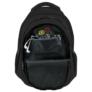 Kép 8/8 - BackUp iskolatáska, hátizsák - 3 rekeszes - Málnás (PLB2N30)