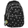Kép 1/8 - BackUp iskolatáska, hátizsák - 3 rekeszes - Csivavák (PLB2N81)