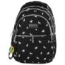 Kép 2/8 - BackUp iskolatáska, hátizsák - 3 rekeszes - Csivavák (PLB2N81)