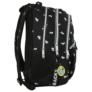 Kép 3/8 - BackUp iskolatáska, hátizsák - 3 rekeszes - Csivavák (PLB2N81)