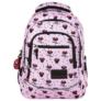 Kép 2/7 - BackUp iskolatáska, hátizsák - 3 rekeszes - Minnie Mouse (PLB2XMM90)