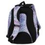 Kép 5/5 - BackUp cicás iskolatáska, hátizsák - 3 rekeszes - Ocelot (PLB2L12)