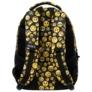 Kép 4/6 - BackUp Emoji iskolatáska, hátizsák - 3 rekeszes - Emoticons