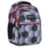 Kép 1/7 - BackUp Focis hátizsák - 3 rekeszes - Football