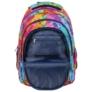 Kép 5/6 - BackUp iskolatáska, hátizsák - 3 rekeszes - Szivárvány szirmok