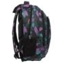 Kép 2/4 - BackUp iskolatáska, hátizsák - 3 rekeszes - Fonatok