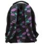 Kép 3/4 - BackUp iskolatáska, hátizsák - 3 rekeszes - Fonatok