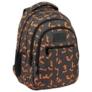 Kép 1/7 - BackUp iskolatáska, hátizsák - 3 rekeszes - Fox
