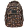 Kép 2/7 - BackUp iskolatáska, hátizsák - 3 rekeszes - Fox