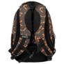 Kép 4/7 - BackUp iskolatáska, hátizsák - 3 rekeszes - Fox