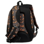 Kép 5/7 - BackUp iskolatáska, hátizsák - 3 rekeszes - Fox