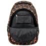 Kép 7/7 - BackUp iskolatáska, hátizsák - 3 rekeszes - Fox