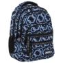 Kép 1/7 - BackUp iskolatáska, hátizsák - 4 rekeszes - Online