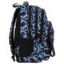 Kép 3/7 - BackUp iskolatáska, hátizsák - 4 rekeszes - Online