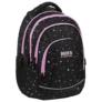 Kép 1/6 - BackUp iskolatáska, hátizsák - 4 rekeszes - Stars