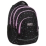 Kép 1/5 - BackUp iskolatáska, hátizsák - 4 rekeszes - Stars