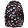Kép 2/7 - BackUp iskolatáska, hátizsák - 4 rekeszes - Cuki hörcsögök