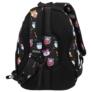 Kép 5/7 - BackUp iskolatáska, hátizsák - 4 rekeszes - Cuki hörcsögök