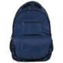 Kép 7/7 - BackUp iskolatáska, hátizsák - 4 rekeszes - Kék leopárdok