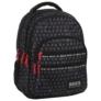 Kép 1/5 - BackUp iskolatáska, hátizsák - 4 rekeszes - Keyboard