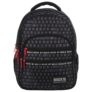 Kép 2/5 - BackUp iskolatáska, hátizsák - 4 rekeszes - Keyboard