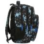 Kép 3/5 - BackUp iskolatáska, hátizsák - 4 rekeszes - Mozaik