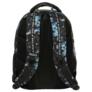 Kép 4/5 - BackUp iskolatáska, hátizsák - 4 rekeszes - Mozaik