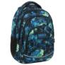Kép 1/7 - BackUp iskolatáska, hátizsák - 4 rekeszes - Ultra