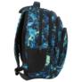 Kép 3/7 - BackUp iskolatáska, hátizsák - 4 rekeszes - Ultra