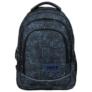 Kép 2/6 - BackUp iskolatáska, hátizsák - 3 rekeszes - Modell