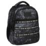Kép 1/5 - BackUp iskolatáska, hátizsák - 3 rekeszes - Terra