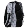 Kép 4/6 - BackUp Minnie Mouse iskolatáska, hátizsák - 3 rekeszes - Grey