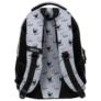 Kép 5/6 - BackUp Minnie Mouse iskolatáska, hátizsák - 3 rekeszes - Grey