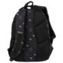 Kép 5/6 - BackUp Minnie Mouse iskolatáska, hátizsák - 3 rekeszes - Black