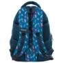 Kép 4/5 - BackUp Sellő iskolatáska, hátizsák - 3 rekeszes - Csillámos