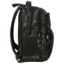 Kép 3/6 - BackUp terepmintás hátizsák - 3 rekeszes - Moro