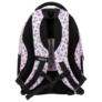 Kép 4/7 - BackUp unikornisos iskolatáska, hátizsák - 4 rekeszes - Pastel Pink