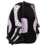 Kép 5/7 - BackUp unikornisos iskolatáska, hátizsák - 4 rekeszes - Pastel Pink