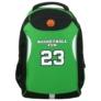 Kép 2/5 - Basketball Fun 23 iskolatáska, hátizsák - 2 rekeszes
