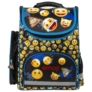 Kép 2/6 - Emoji ergonomikus iskolatáska - Blue