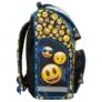 Kép 3/6 - Emoji ergonomikus iskolatáska - Blue
