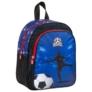 Kép 1/3 - Focis kisméretű hátizsák - Blue