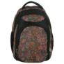 Kép 2/5 - Jetbag iskolatáska, hátizsák - 3 rekeszes - Virágos motívumok