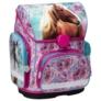 Kép 1/7 - Lovas ergonomikus iskolatáska - I love horses - Kék-rózsaszín