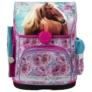Kép 2/7 - Lovas ergonomikus iskolatáska - I love horses - Kék-rózsaszín