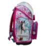 Kép 3/7 - Lovas ergonomikus iskolatáska - I love horses - Kék-rózsaszín