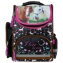 Kép 2/6 - Lovas ergonomikus iskolatáska - I love horses - Fekete