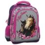 Kép 1/5 - Lovas iskolatáska, hátizsák - I love horses (PL15KO13)